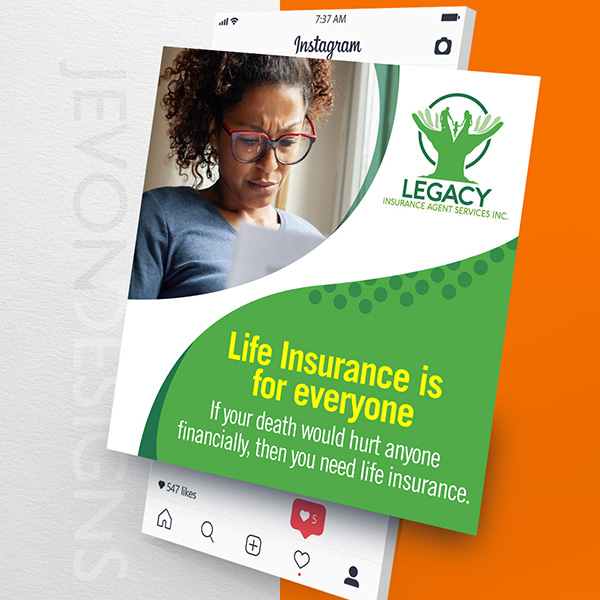 Legacy Insurance Agent Services Inc.