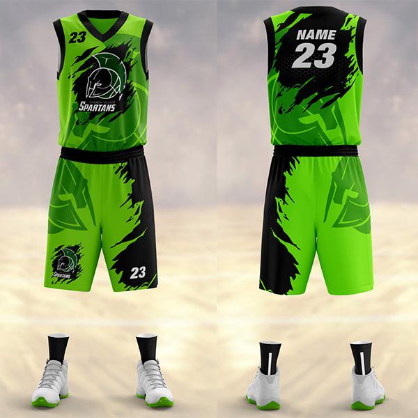 Spartan Basketball Gear